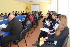Учасники Всеукраїнської конференції«Юридична наука сучасний стан, перспективи, інновації»