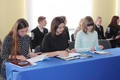 Викладачі та студенти вищих навчальних закладів м. Кривого Рогу, Києва та Дніпра