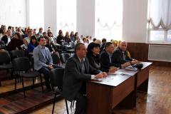 Конкурс самодіяльності на Криворізькому факультеті ДДУВС