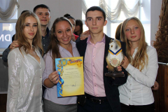 Правова вікторина на Криворізькому факультеті ДДУВС