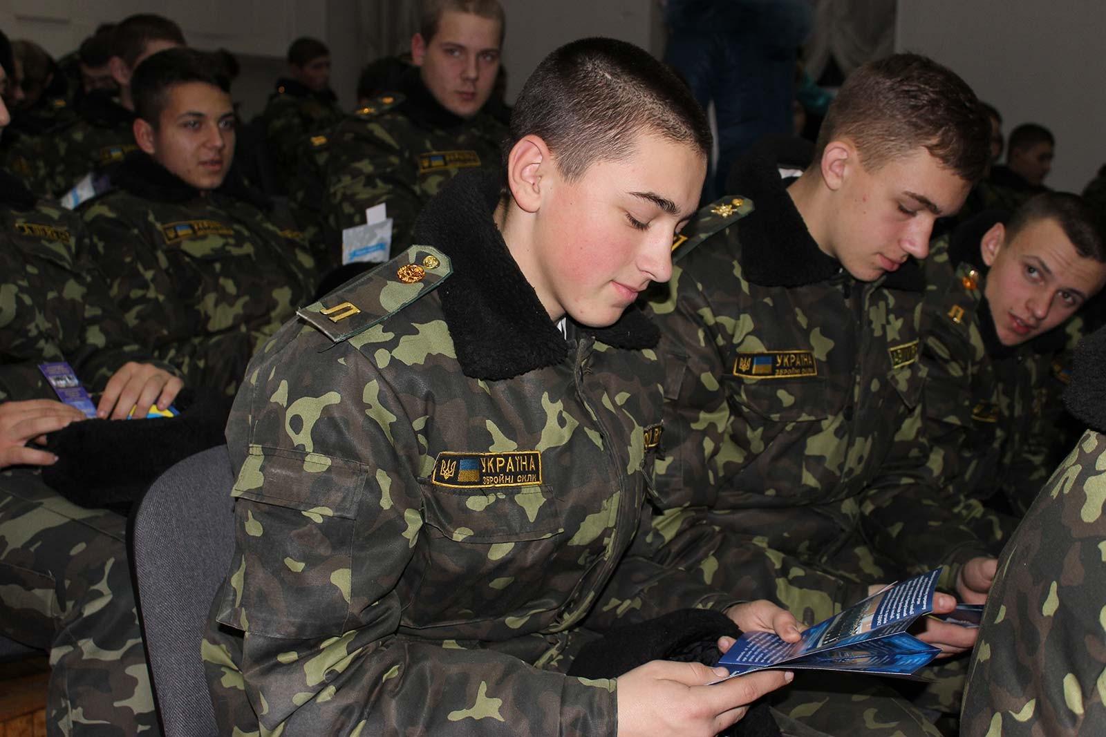 Близько 100 ліцеїстів завітало до Криворізького факультету ДДУВС