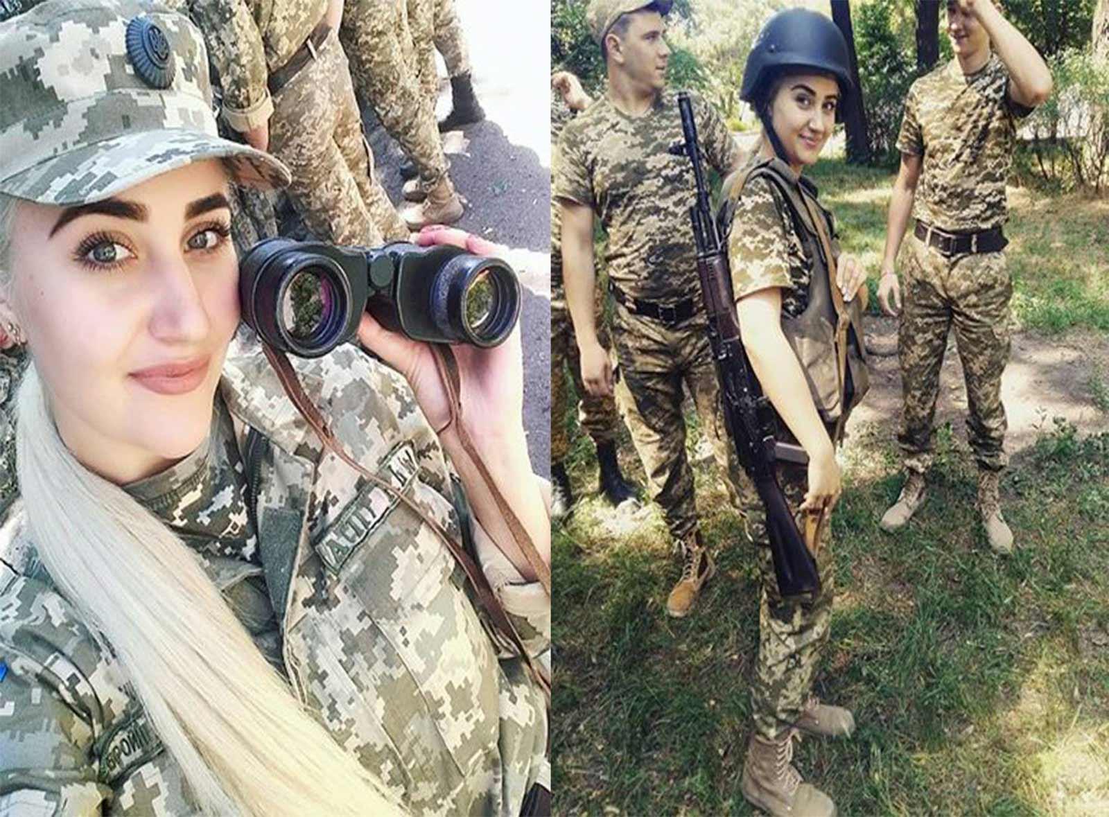 По закінченні вишу Ліза Лук'янченко мріє працювати в одному з підрозділів СБУ