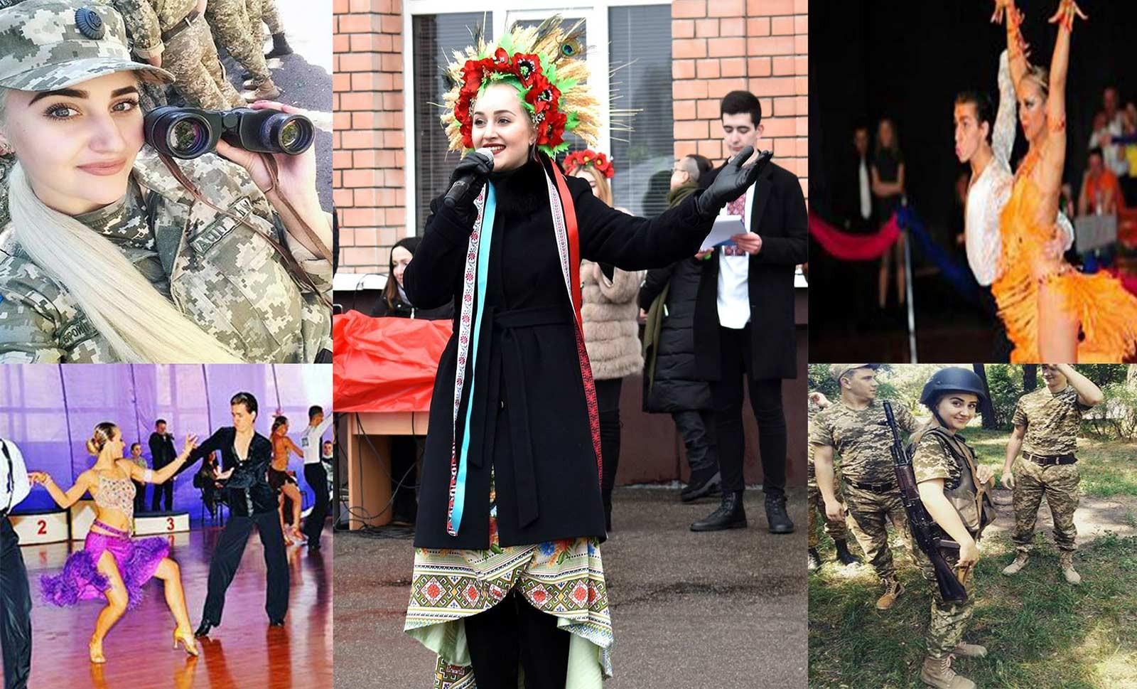 Ліза Лук'янченко – студентка 4-го курсу юридичного факультету ДДУВС.