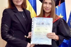 Декан юридичного факультету Вікторія Савіщенко