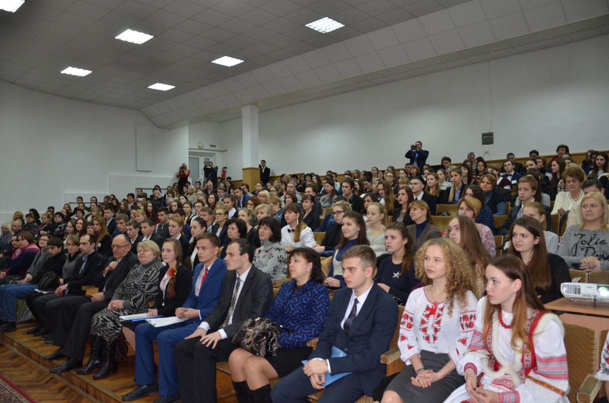 Учасники конкурсу-захисту науково-дослідницьких робіт