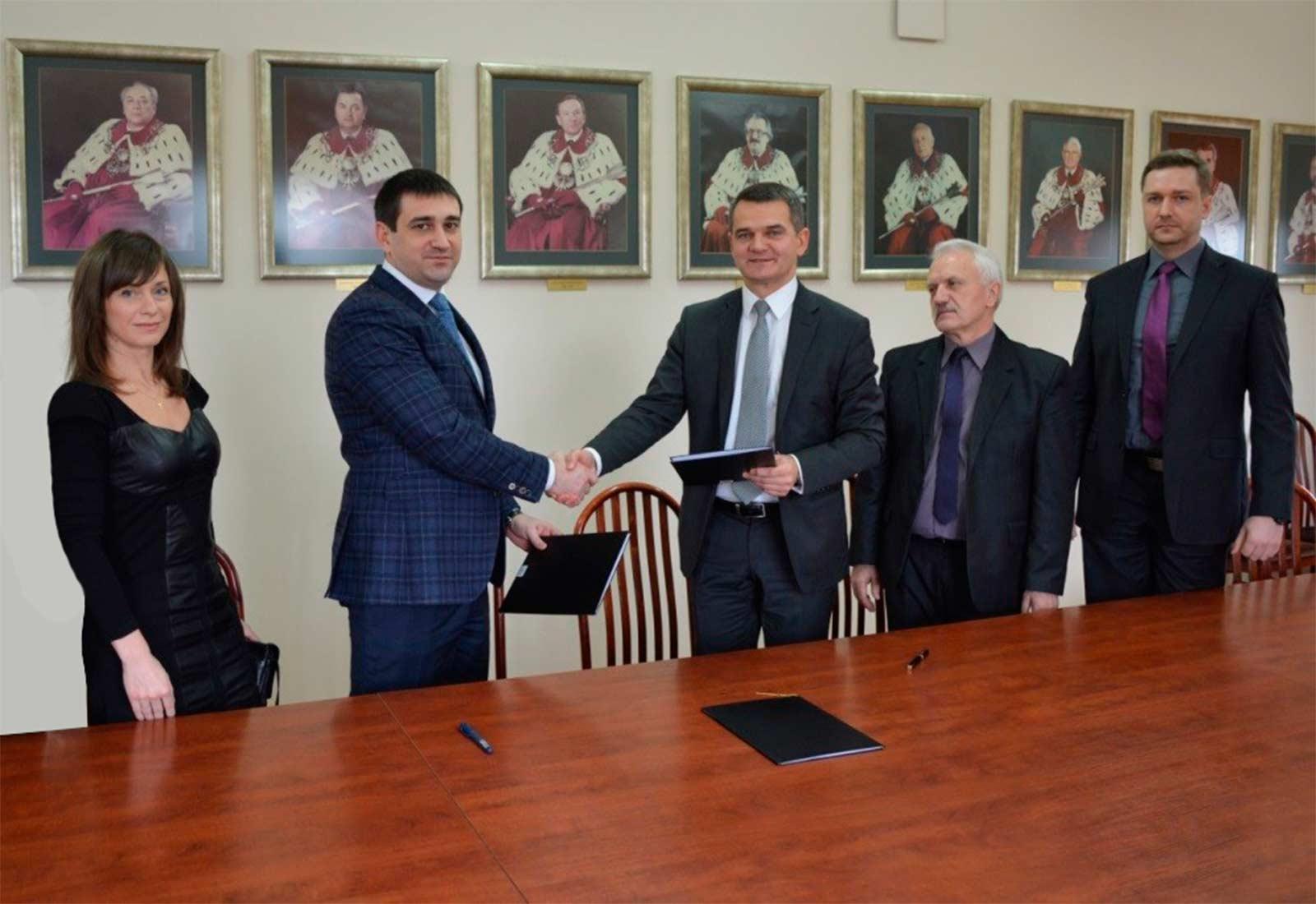 Делегація Дніпропетровського державного університету внутрішніх справ