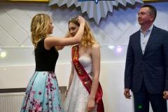 Корону та титул «Міс юридичного факультету-2018» виборола Яна Бондар
