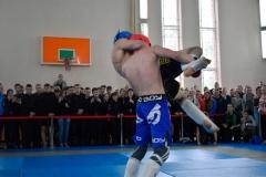Курсанти ДДУВС отримали перемогу на чемпіонаті області з ММА.
