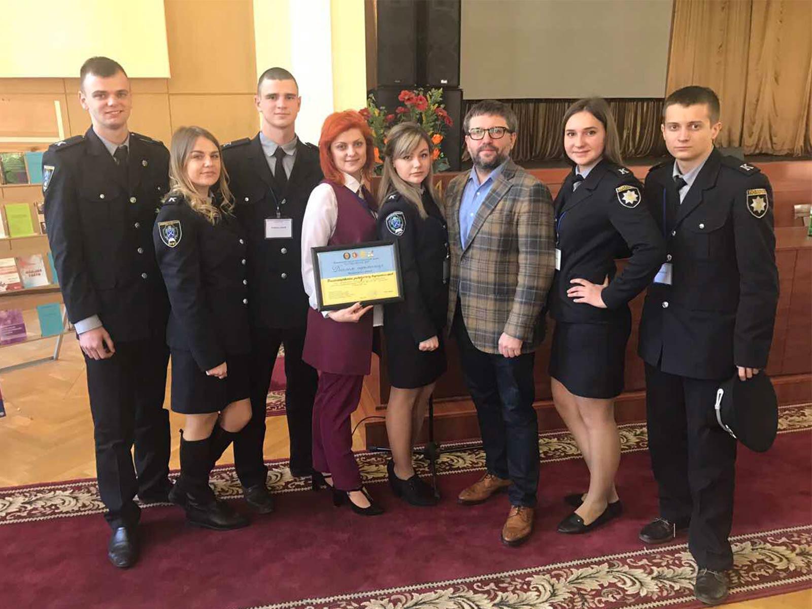 Міжнародний курсантсько-студентський форум «STUDIO ВЕСНА 2017»