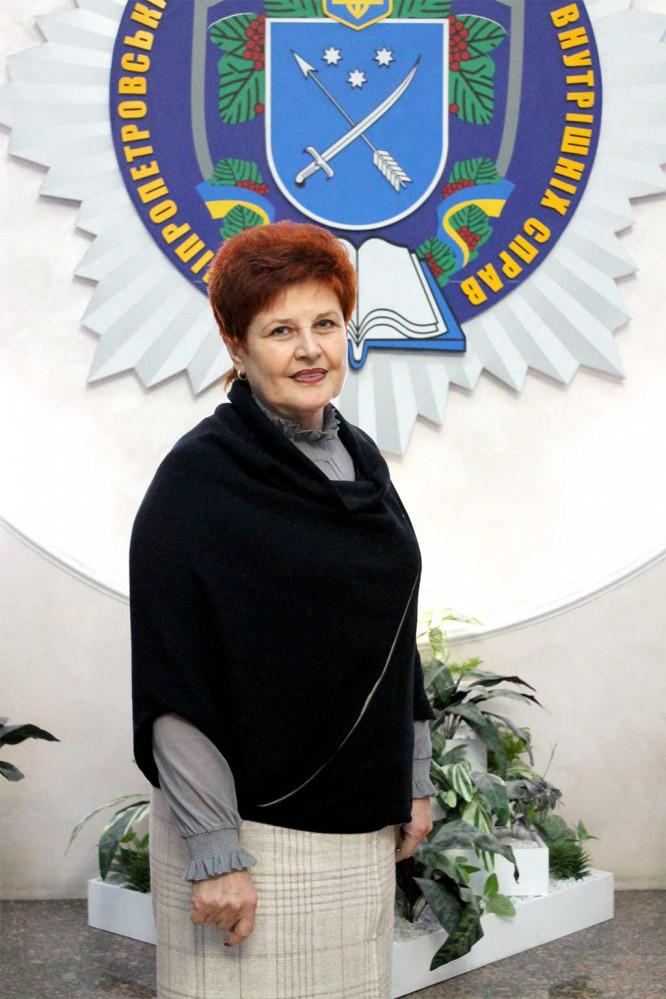 Чернишова Людмила Михайлівна