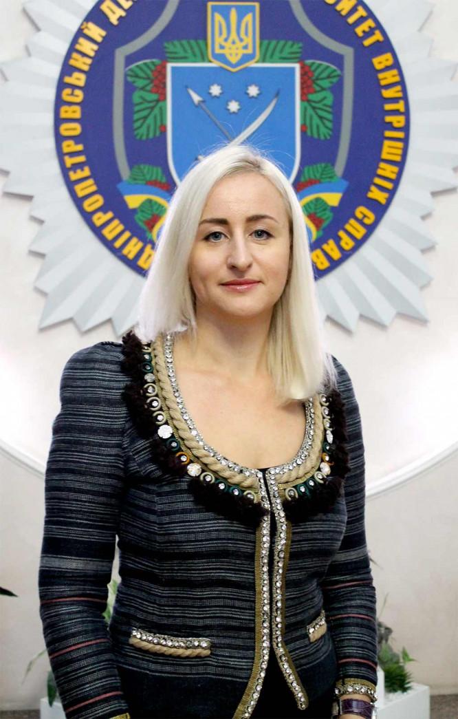 Дзюба Ірина Вікторівна