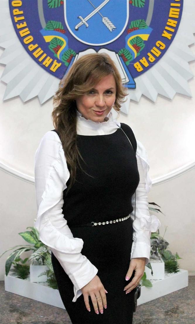 Межевська Лілія Володимирівна