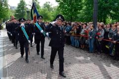 Курсанти 1-го курсу ДДУВС пройшли урочистим маршем