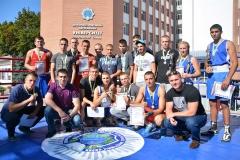 Першість Дніпра з боксу університету внутрішніх справ зібрала більше 600 школярів та жителів міста