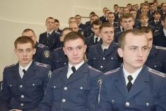 У ДДУВС відбувся персональний розподіл випускників