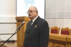 Голова ветеранської організації Леонід Камишов згадав події квітня 1986 року