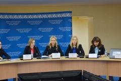 Панельна дискусія «Право жінки на гідну працю»