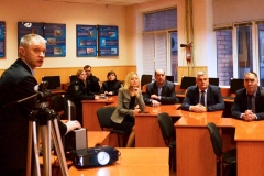 До Дніпропетровського державного університету внутрішніх справ завітали почесні гості