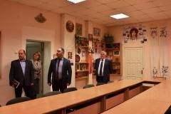 Візит Президента Національної академії правових наук України до ДДУВС