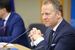 Голова Офісу Ради Європи в Україні Мортен Енберг
