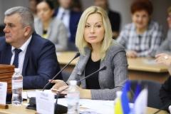 Проректор Дніпропетровського державного університету внутрішніх справ Лариса Наливайко