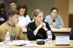Радник з гендерних питань Спеціальної моніторингової місії ОБСЄ в Україні Іввет Лангенхуізен