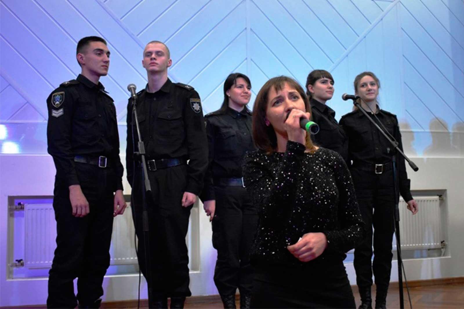 Привітали ветеранів і пенсіонерів із Днем вшанування пенсіонерів та ветеранів системи МВС України