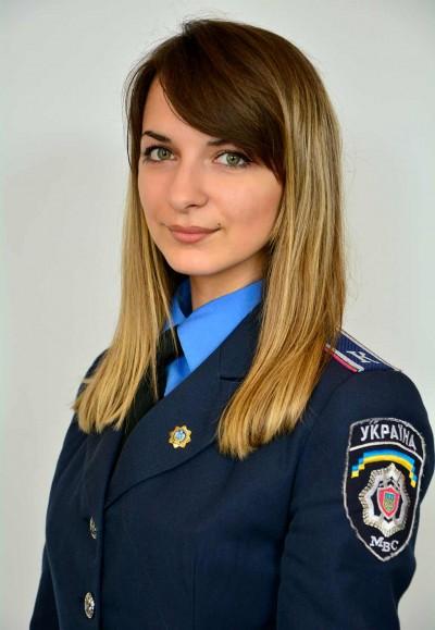 Фоменкова Катерина Сергіївна – Голова студентсько-курсантської ради