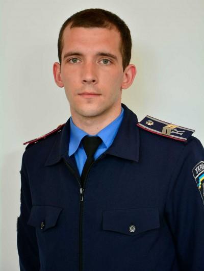 Гречка Олексій Олексійович – голова відділу фінансів студентсько-курсантської ради