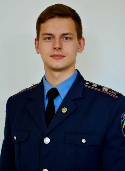 Романов Максим Юрійович – Заступник голови студентсько-курсантської ради