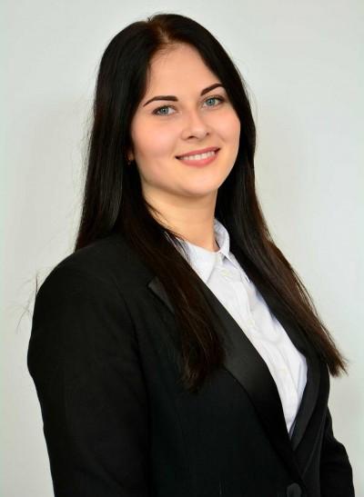 Кучма Тетяна Валеріївна– Заступник голови студентсько-курсантської ради
