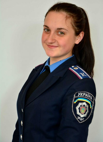 Асютіна Марина Василіївна – голова технічно-інформаційного відділу студентсько-курсантської ради