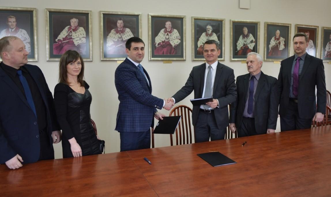 Делегація Дніпропетровського державного університету внутрішніх справ здійснила візит до Республіки Польща