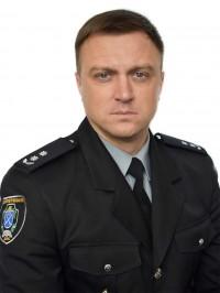 Кацуба Роман Миколайович - т.в.о. першого проректора ДДУВС