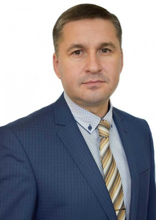Ведмідський Олександр Володимирович - проректор університету