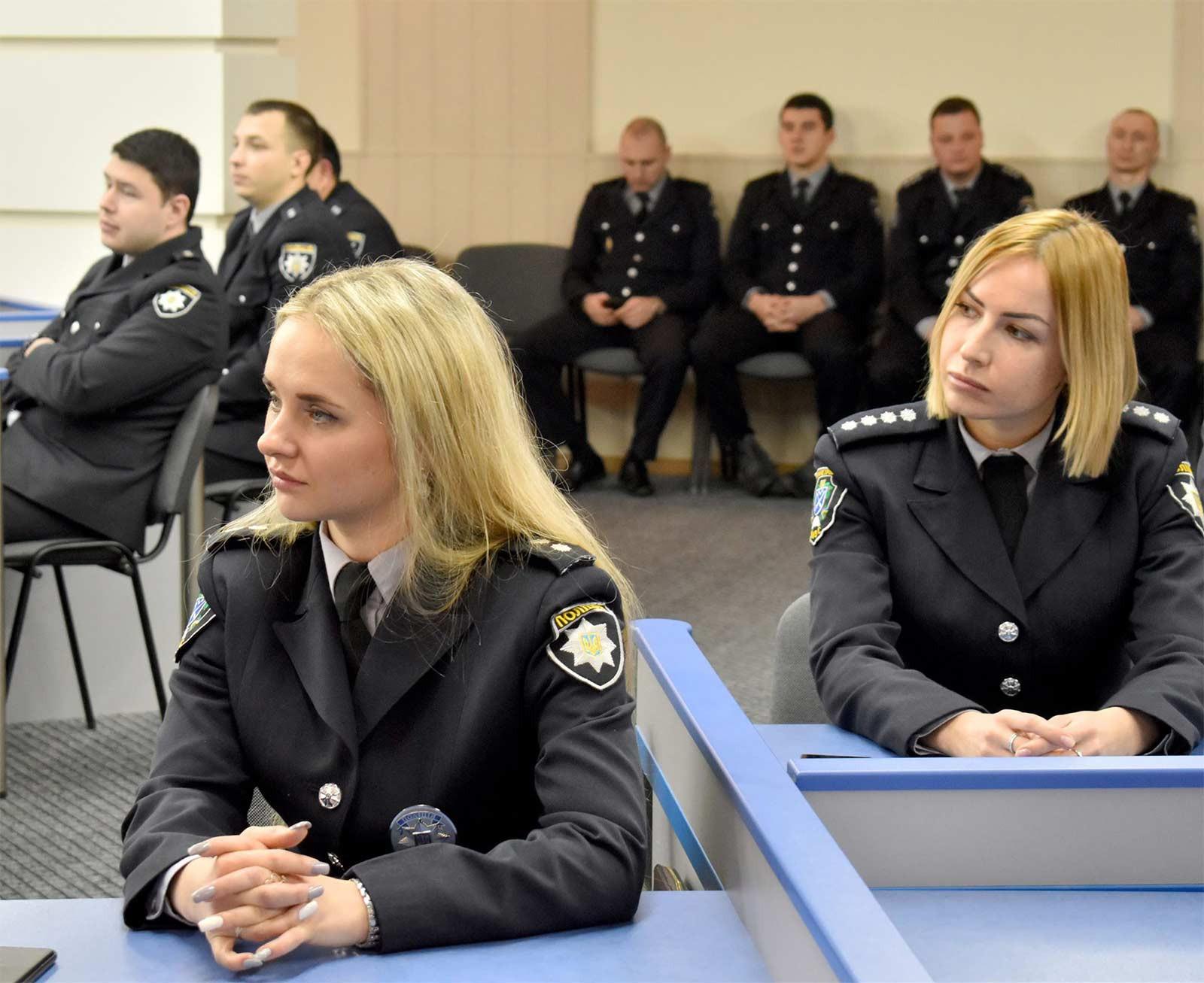 У Дніпропетровському державному університеті внутрішніх справ