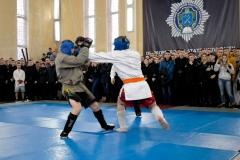 Змагання з рукопашного бою.