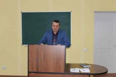 кандидат юридичних наук Юрій Сіроштан