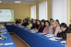 Представники навчальних закладів Покровського району