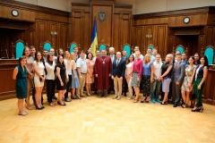 Курсант ДДУВС виборов путівку на участь у V Літній школі конституційного права