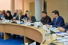 Народний депутат України, представник Президента у Верховній Раді України Ірина Луценко