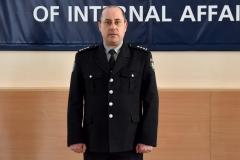 Проректор Дніпропетровського державного університету внутрішніх справ полковник поліції Костянтин Бахчев