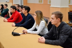 Студенти юридичного факультету вишу отримали грамоти за активну громадську позицію