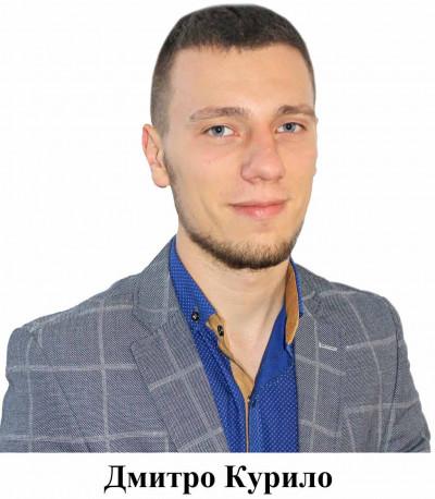 Дмитро Курило - відділ культурно-масового дозвілля