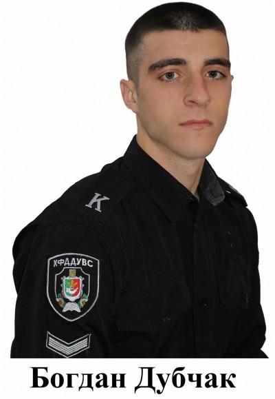 Богдан Дубчак - спортивний відділ