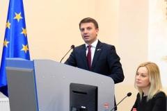Голова Дніпропетровської обласної ради Гліб Пригунов