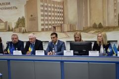 Науково-практична конференція у ДДУВС.