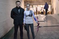 Відкритий Чемпіонат міста зі стрільби з лука у ДДУВС