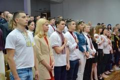 День вишиванки у Дніпропетровському державному університеті внутрішніх справ