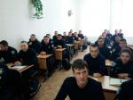 Заняття з працівниками патрульної поліції